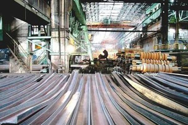 我们已经进入了国际一流钢铁强国的方阵 ()