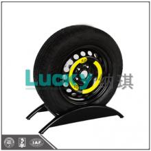 组合轮胎展示架