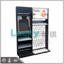 金属组合式脚垫展示柜