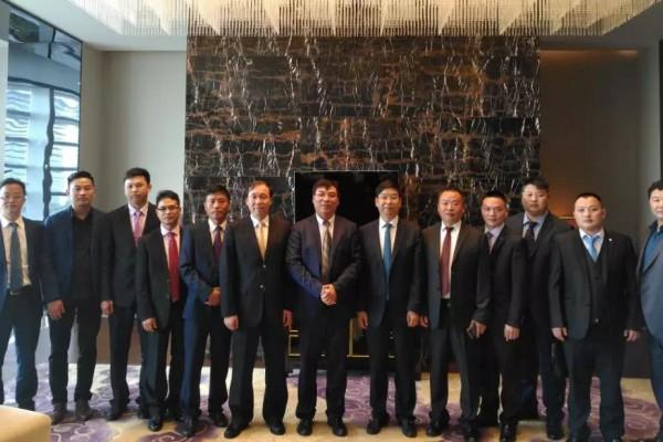中国模架网企业联盟协会-宜兴分会 正式成立