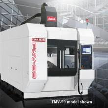 台灣亞崴-FMV系列五軸加工中心機