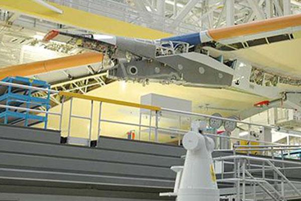 飞机数字化装配技术发展与应用