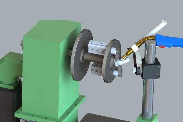3D打印见得多,手工的3D焊接你又见过没