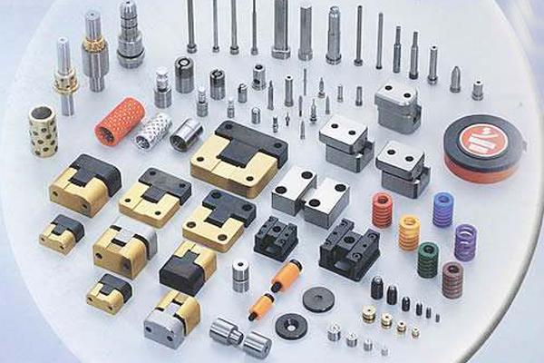 塑胶模具系统构成-塑胶模具的六大系统详解