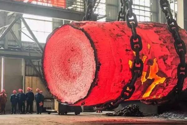 国内最大加氢筒体原来是这样锻造的!